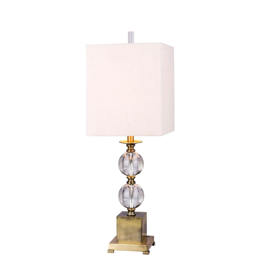 wonderful crystal accent table lamp with carlotta faceted stunning for fangio lighting modern stacked ball lamps unfinished chairs glass and brass oval coffee tree trunk inch