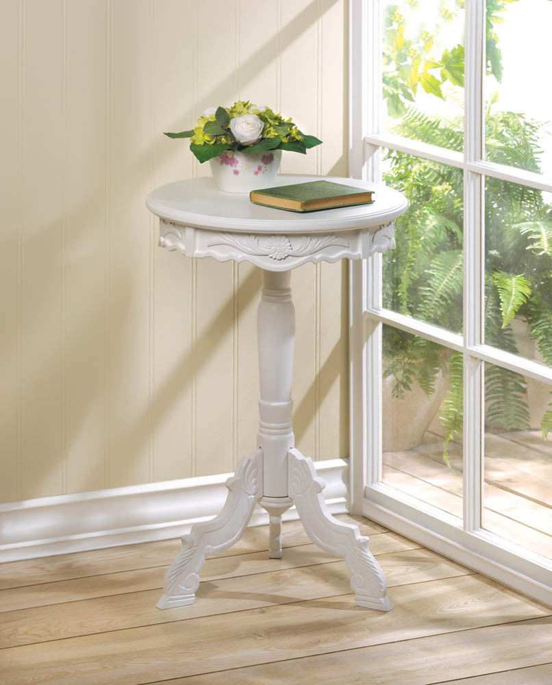 wonderful gallery inspirations white round accent table elegant for small distressed french shabby baroque bedside patio dining set with bench trestle designs wood side gold glass