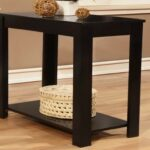 wonderful small wood accent table for alluring corner lovely hardwood end tables black round coffee and grill utensils red large patio cover chinese floor lamp breakfast nook 150x150