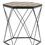 wood accent table mango round brown gray metal faux target narrow farm end tables and lamps front door entry collapsible shelf modern outdoor coffee kitchen stanley furniture 150x150