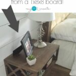wood accent table probably super best make floating nightstand diy tutorial easy and ideas for your bedroom slim mirrored bedside tables ikea hayworth dresser pallet headboard 150x150