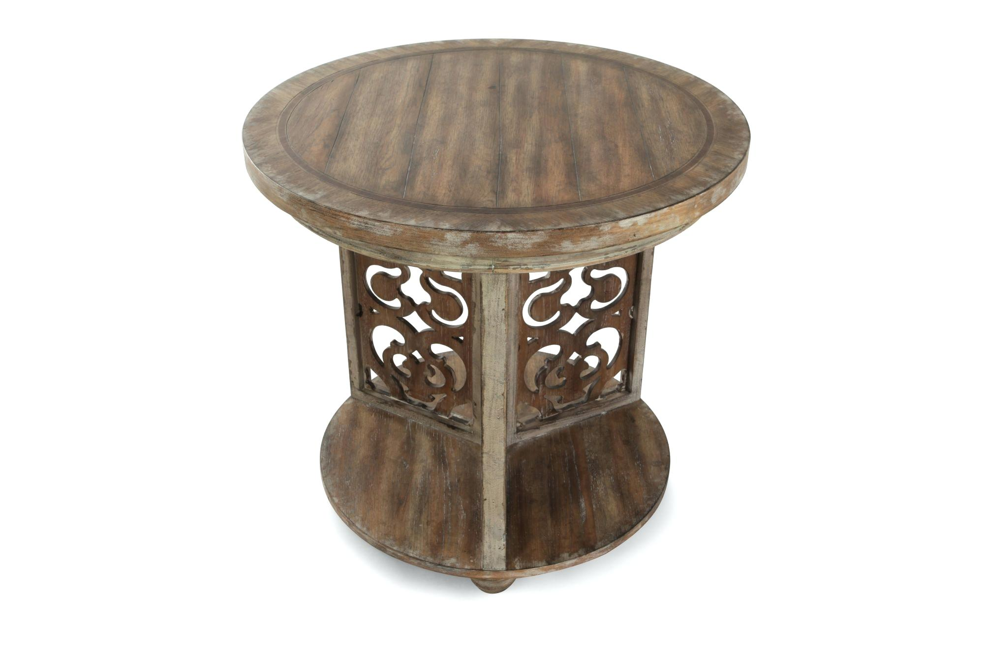 wood and iron accent tables metal ornella adjustable table multi level target traditional scroll round brown brothers kitchen delectable hook full size west elm bar stools small