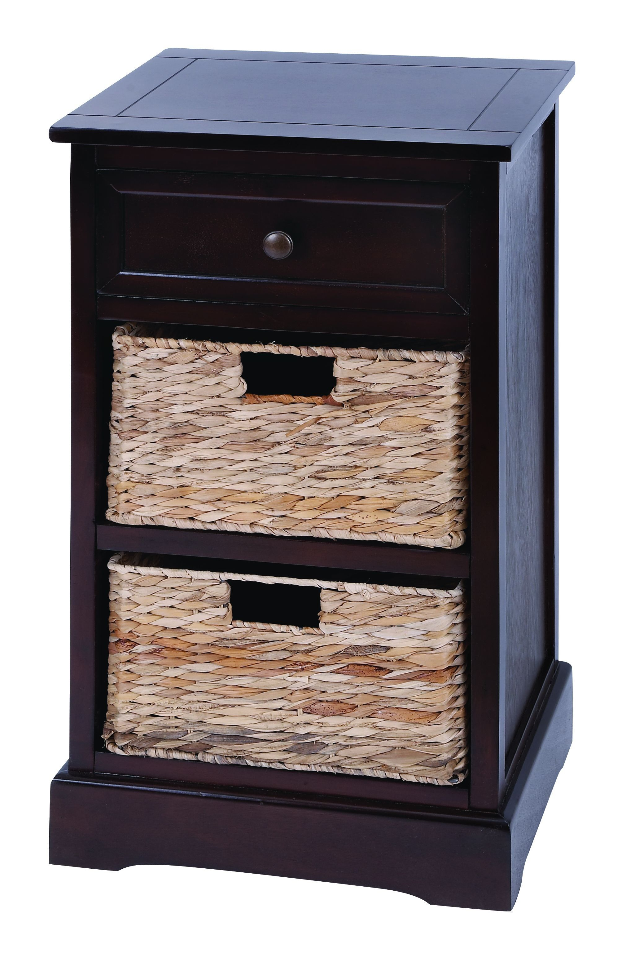 wood cabinet drawer baskets brown accent table furniture with basket drawers lamp lighting accents home decor accessories wall patio garden uttermost sinley small living room