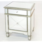 wood cube end table probably outrageous awesome mirrored accent tables mirror ideas with drawers drawer home design dining for tray rectangle blue oak white storage and chairs 150x150