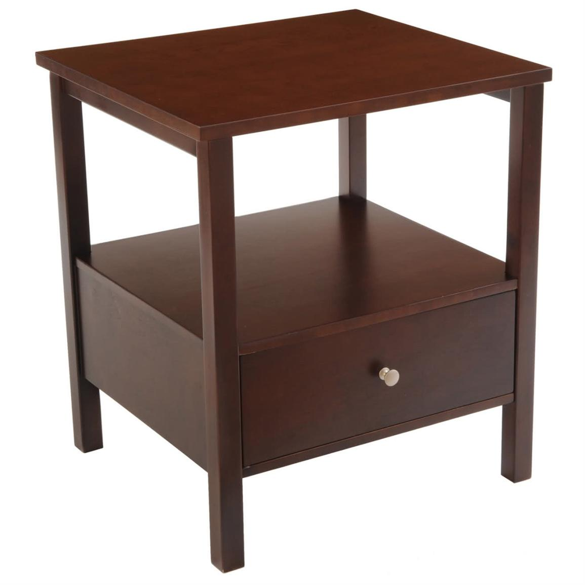 wood end table with drawer living room gray accent the eryn white drawers grey bedroom lamps clearance outdoor chairs piece small gloss coffee pottery barn headboard wooden