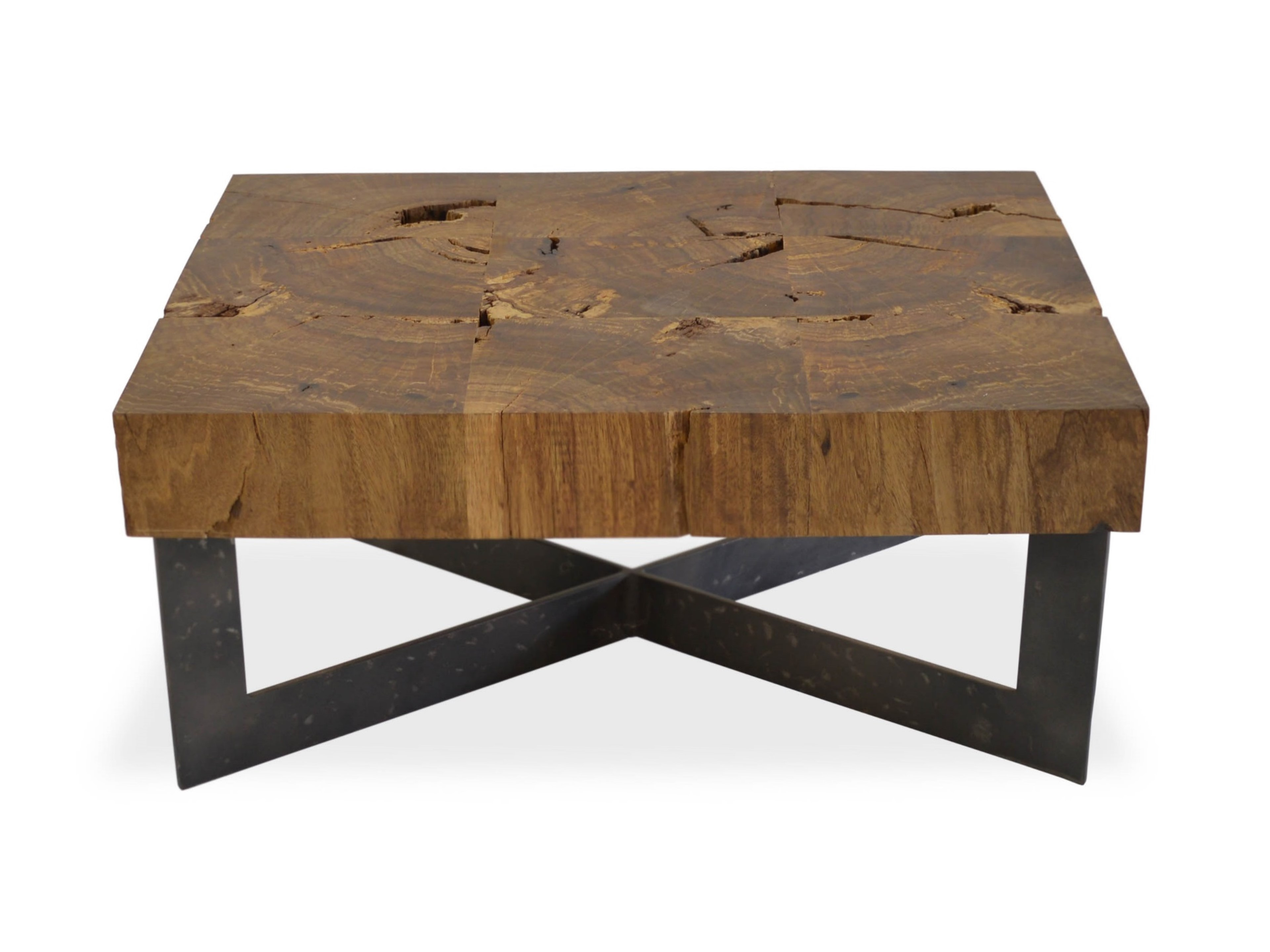 wood furniture reclaimed kitchen small square accent table old barn glass side tables for living room metal and coffee base full size garden large crystal lamp outdoor chairs rain