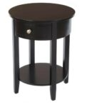 wood log end table the super free target black side furniture modern round with drawers good looking mirrored pink christmas tablecloths wine console paper coffee runner second 150x150