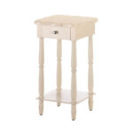 wood side table vintage high tables with drawers chatham mini accent modern small bedroom truck tool box whole furniture glass lamp rectangle trestle dining narrow farmhouse 150x150