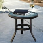 wood small patio side table meaningful use home designs round outdoor with storage white wicker furniture contemporary lights ashley nesting tables extendable glass black rattan 150x150