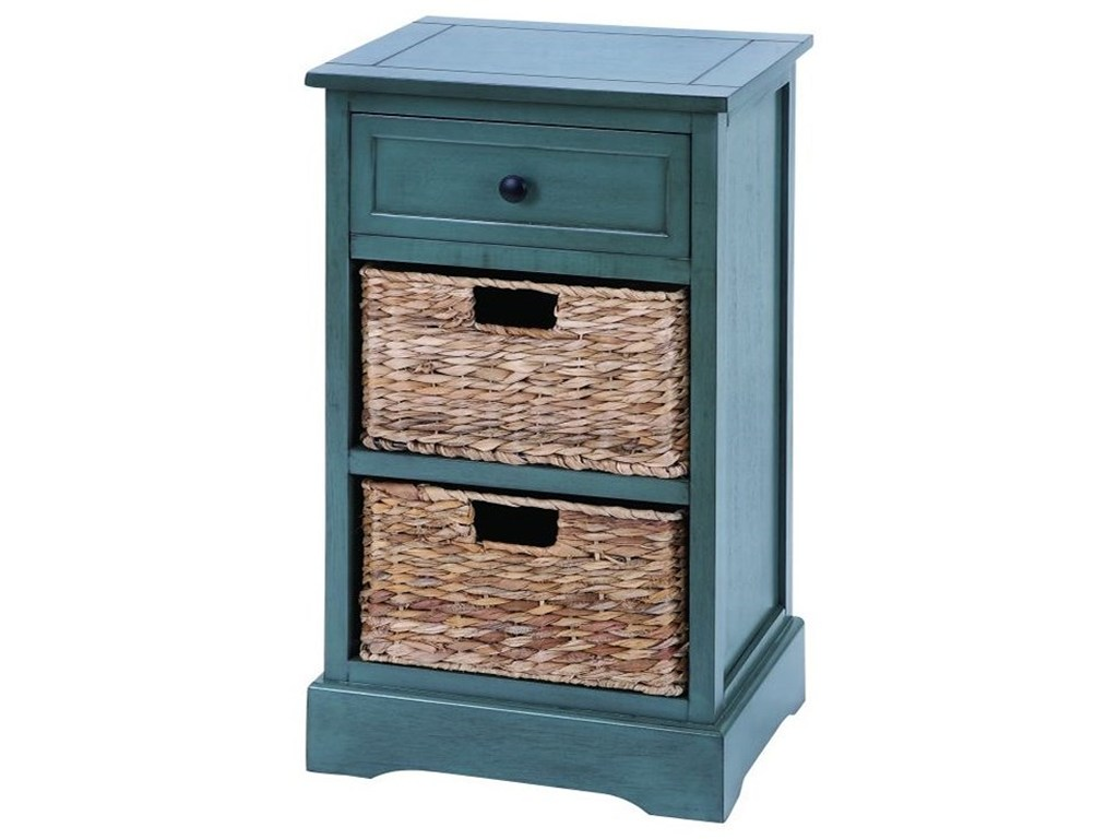 wood wicker basket side table accent furniture uma enterprises products inc color with drawers furniturewood dark bedside cabinets living room console storage black marble end set