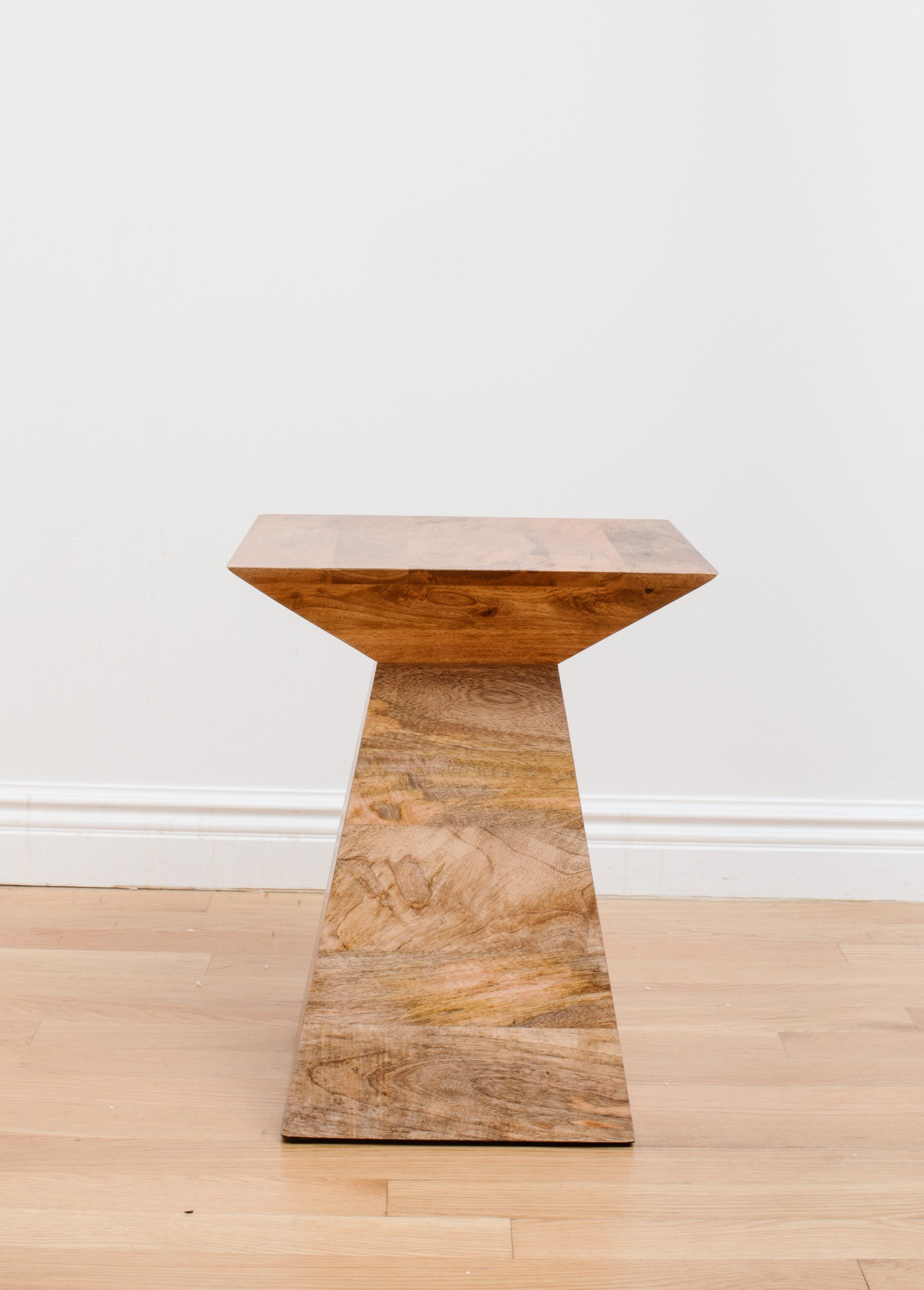 wooden anton accent table the layer collective wood ice container dark farmhouse brass top side round marble rust colored placemats inexpensive chairs pottery barn pedestal dining