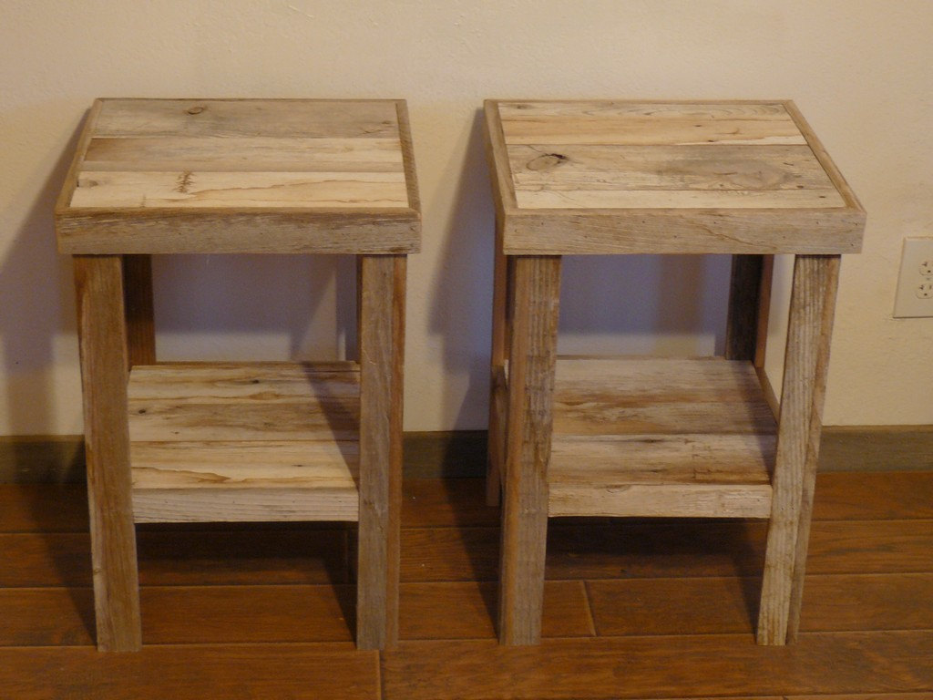 wooden end tables popular with reclaimed barnwood wood table night stand accent screen porch furniture sheesham contemporary dining room home goods dressers white glass side desk