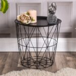 wooden pet crate end table the fantastic favorite side with wire basket save black geometric tray storage occasional lamp phone charging stand bronze and glass tables metal 150x150