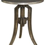 wooden vintage base kavanaugh metal gold silver table pedestal round target reclaimed small wood drum outdoor kastner retro black side yellow red legs accent full size patio 150x150
