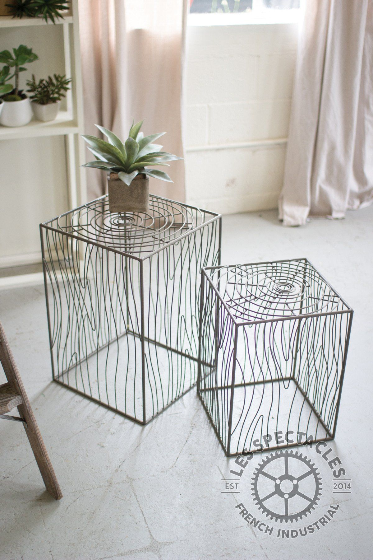woodgrain wire tables products table basket accent outdoor porch plastic patio furniture seating mid century modern dining room mirrored cabinet bedside ikea metal farm chairs