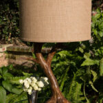 woodland beachwood accent table lamp town country event rentals lamps ikea round glass coffee modern kitchen counter high and chairs inch simple legs best linens square mosaic 150x150