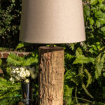 woodland sherwood accent table lamp town country event rentals lamps antique black annie sloan chalk paint ideas contemporary lighting long narrow end small for bedroom cherry 150x150