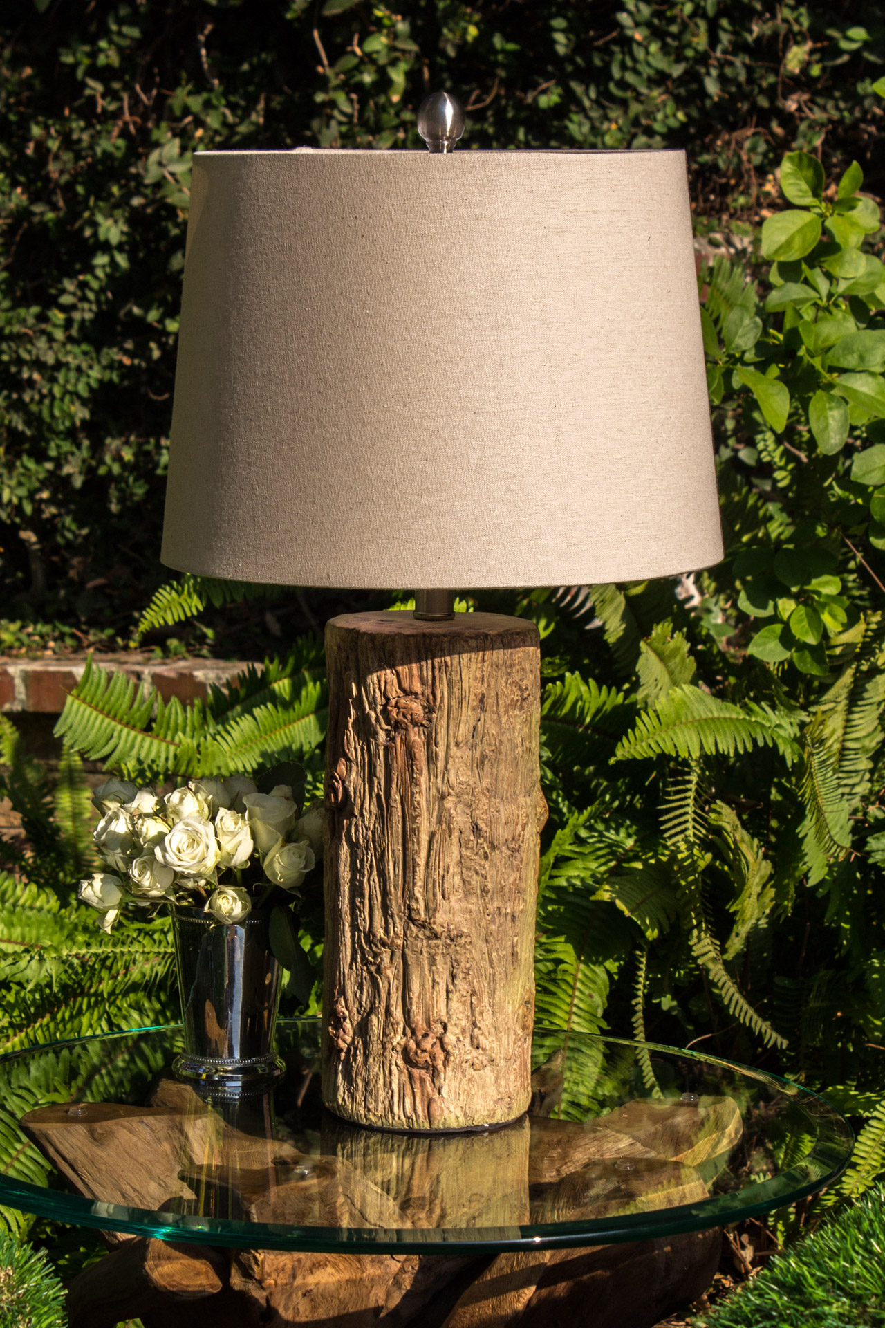 woodland sherwood accent table lamp town country event rentals lamps antique black annie sloan chalk paint ideas contemporary lighting long narrow end small for bedroom cherry
