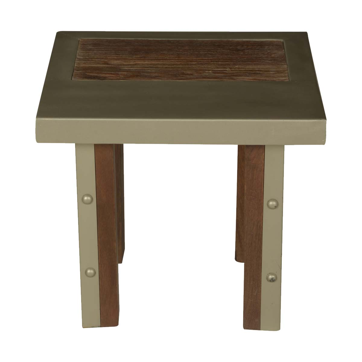world interiors briva mango wood side table atg modern industrial iron square accent end mirrored rectangular coffee oak floor threshold astoria leather sofa rustic looking tables
