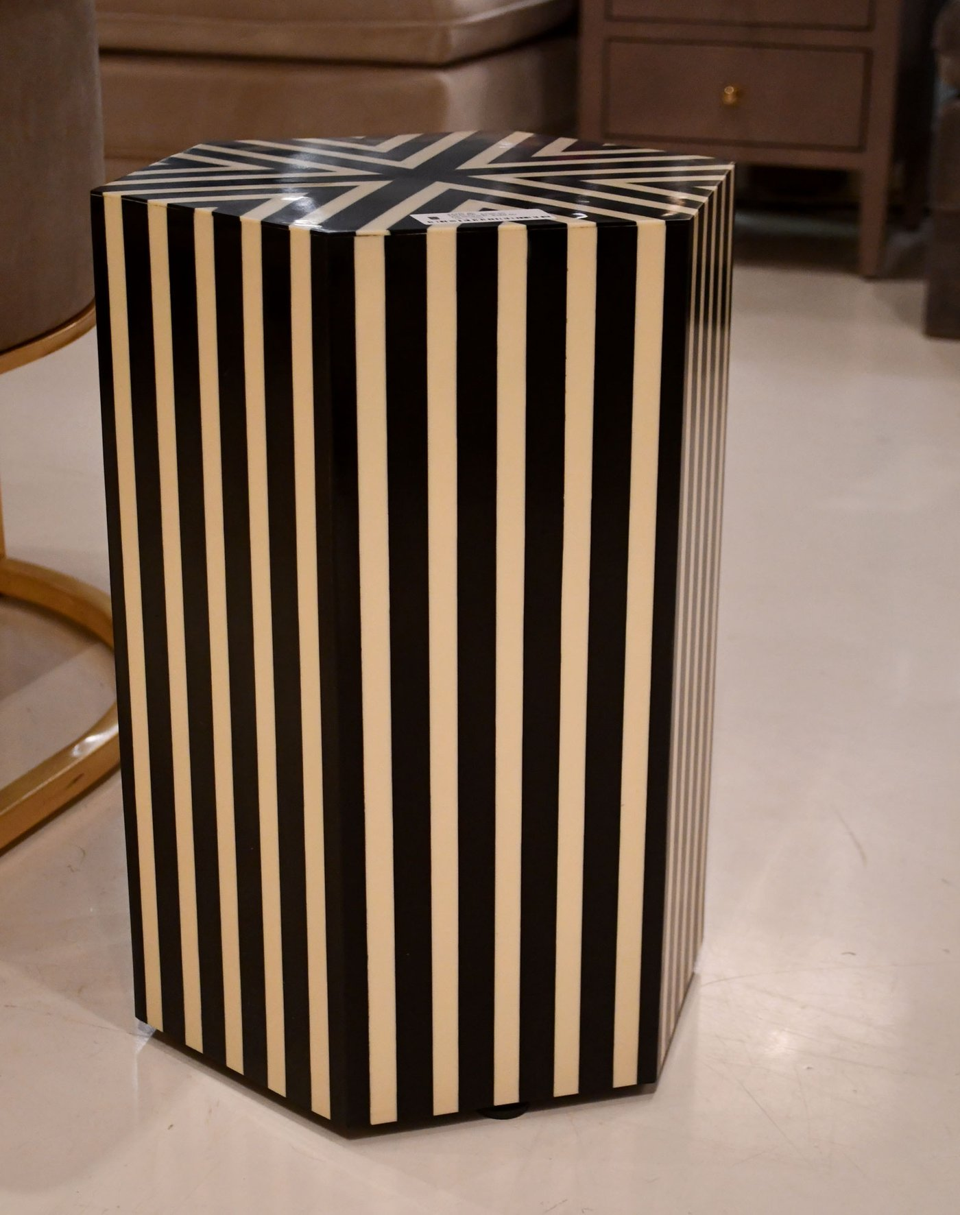 worlds away zane side table black dsc accent stool and white resin seating showroom red coffee target barn dining room champagne cooler mirrored glass wicker patio brass furniture