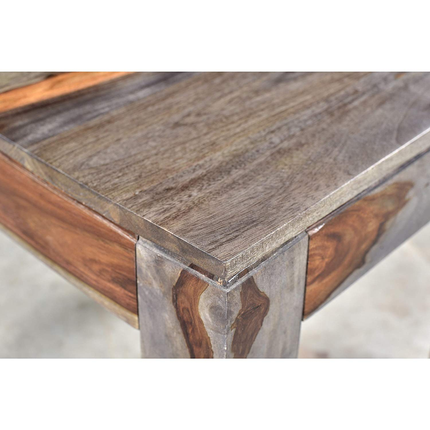 worldwide homefurnishings inc idiris grey coffee table winsome wood cassie accent with glass top cappuccino finish kitchen dining sasha round linen cloth outdoor beach decor