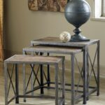 wrought iron side table with glass top probably perfect best ashley furniture coffee and end tables drinker rustic accents nesting star rating breegin marble sofas entryway bench 150x150