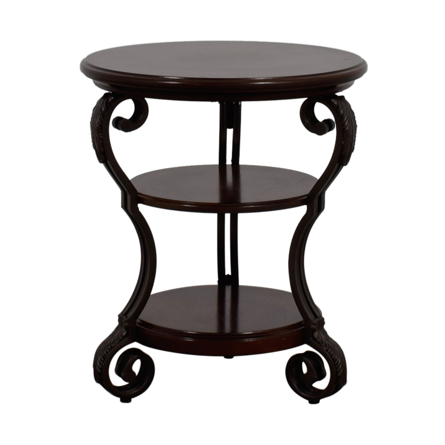 wrought iron side table with glass top probably perfect best off ashley furniture round wood end tables mahogany white cube bedside two drawer nightstand barbie doll coleman queen