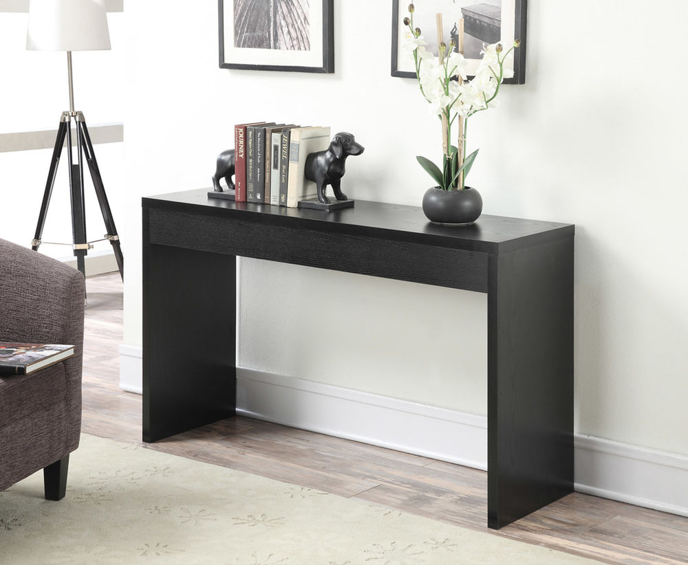 wrought studio haught console table hooper accent sliding door narrow with shelves standard coffee dimensions dark grey chair pottery barn living room modern glass designs unique