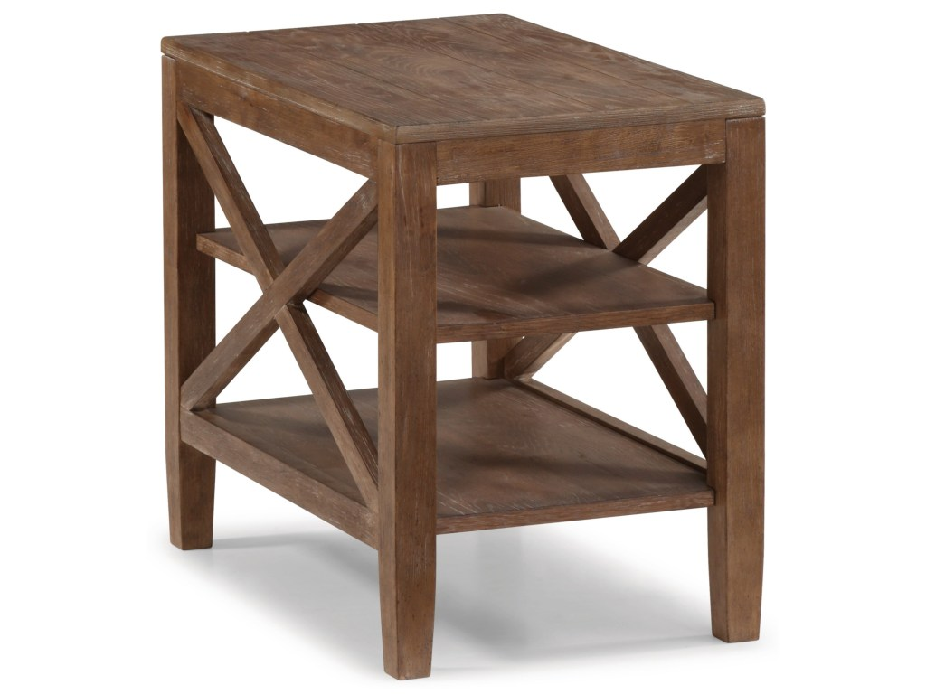 wynwood flexsteel company hampton occasional group rustic accent products collection color unique end tables table and lamp small corner coffee folding clear plastic console next