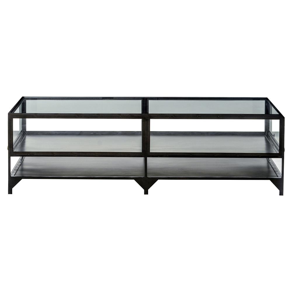 zane industrial loft iron shadow box coffee table kathy kuo home product accent side view full size modern and contemporary furniture ikea cube storage kitchen prep west elm frame