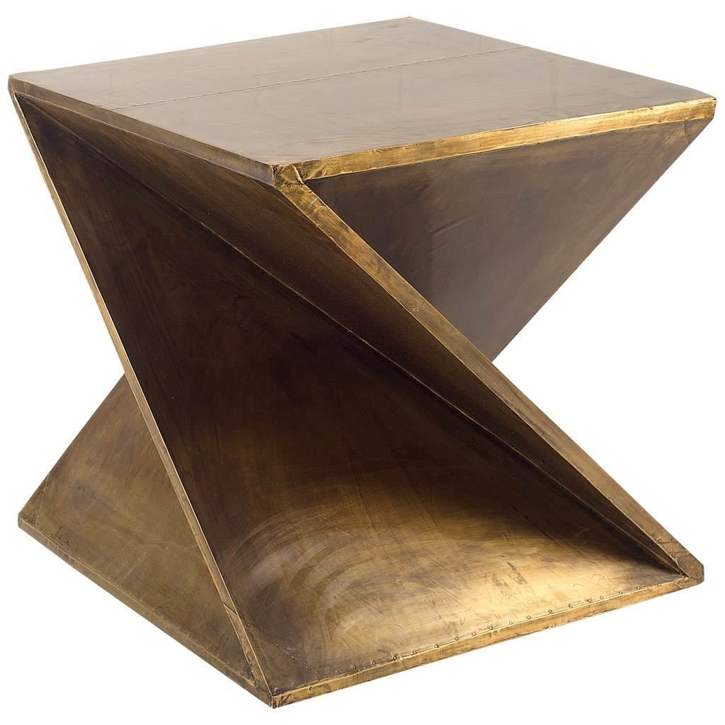 zelda side table cladding and products accent shaped wooden with brass product dimensions kohls floor lamps black kitchen chairs drum nesting tables target ballard furniture