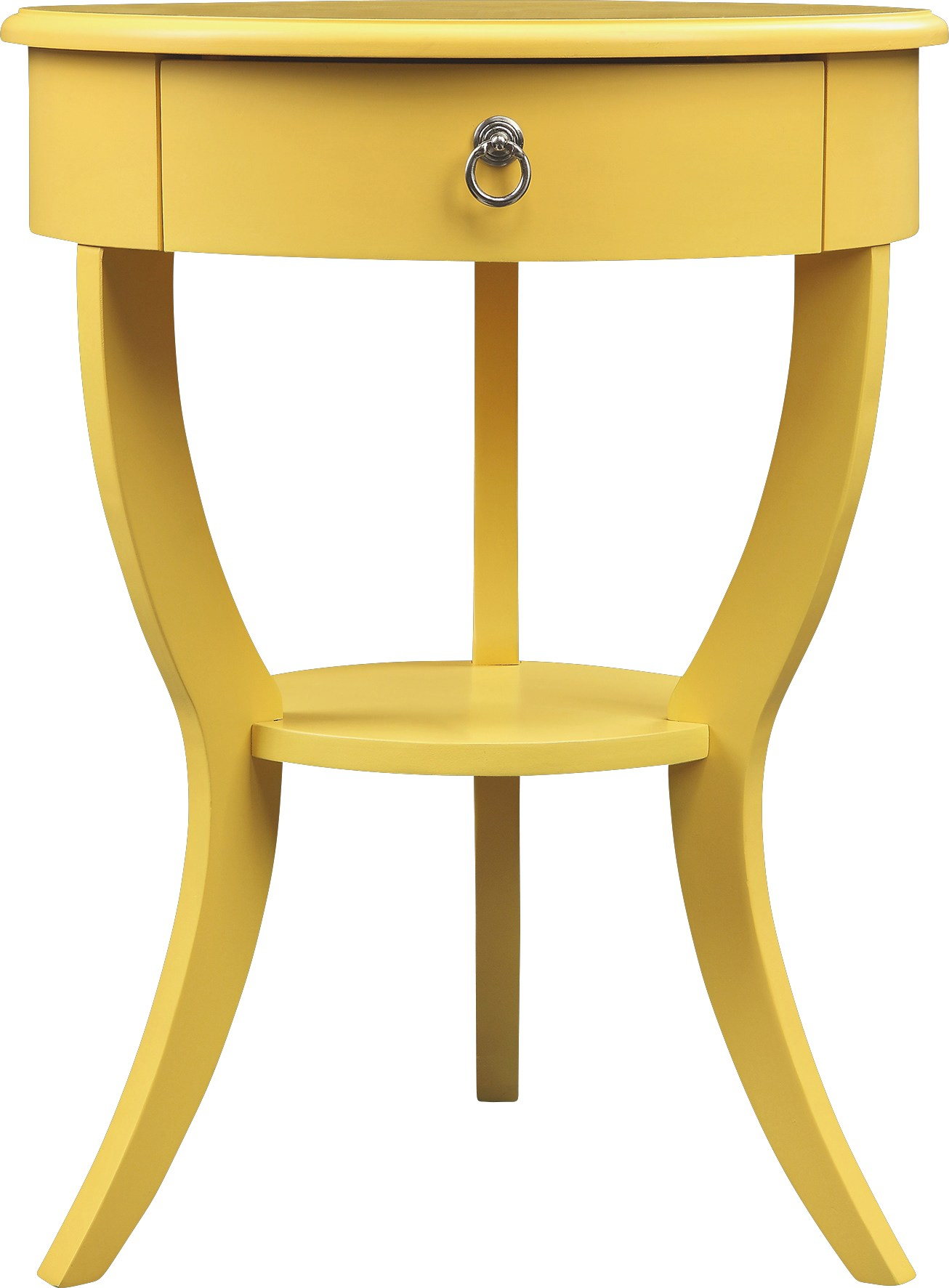 zellman yellow accent table tables colors dining room furniture edmonton patio for small patios black lamps bedroom circular glass side gas grills live edge wood square tablecloth