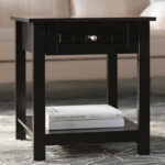 zipcode design mathew end table reviews hadley accent with drawer rolling tool cabinet unfinished side cordless touch lamps marble block black mirrored small round metal patio 150x150