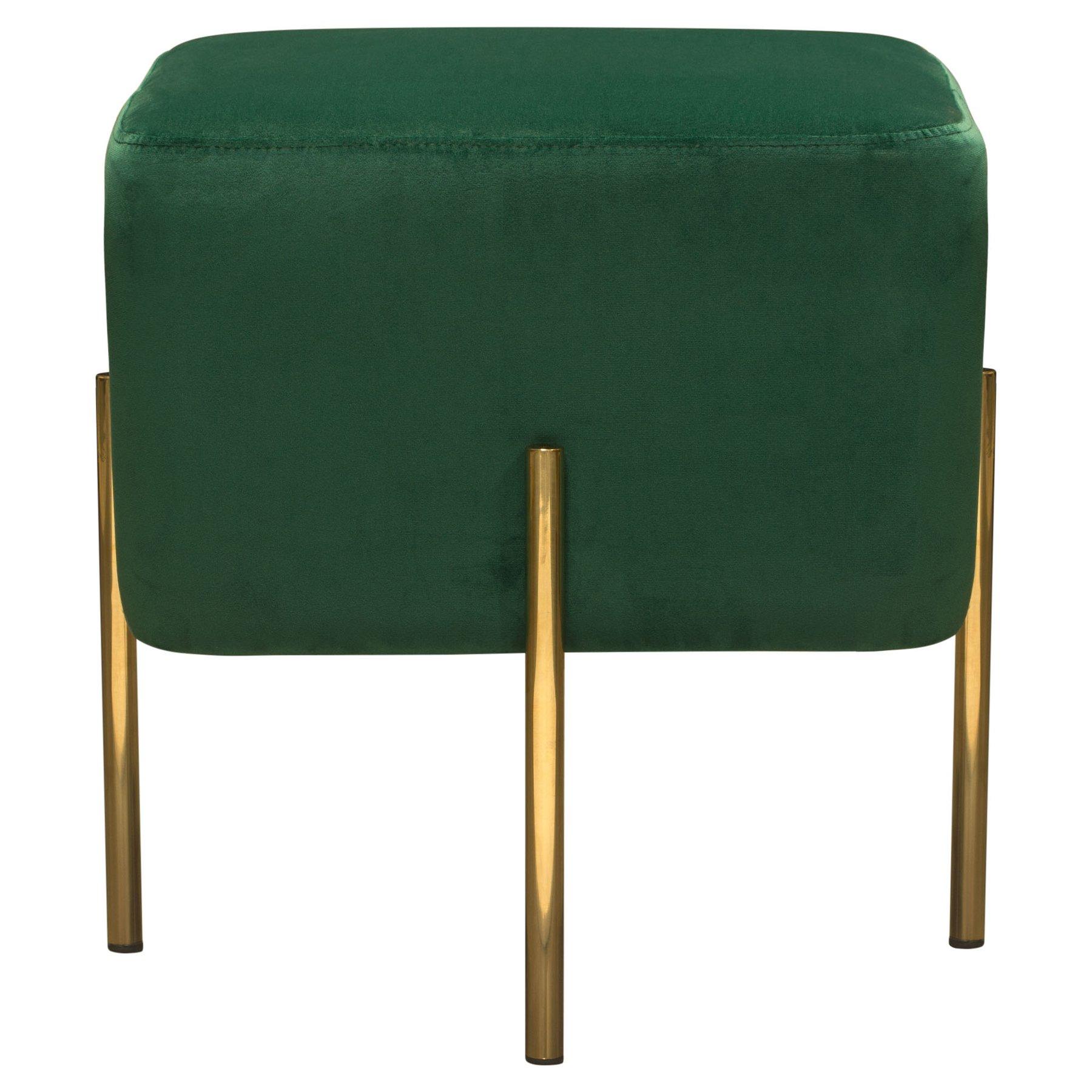 zoe square accent ott emerald green velvet gold metal zoeotem signy drum table tap pinch zoom sofa design wooden threshold bar mid century kitchen halloween quilted runner