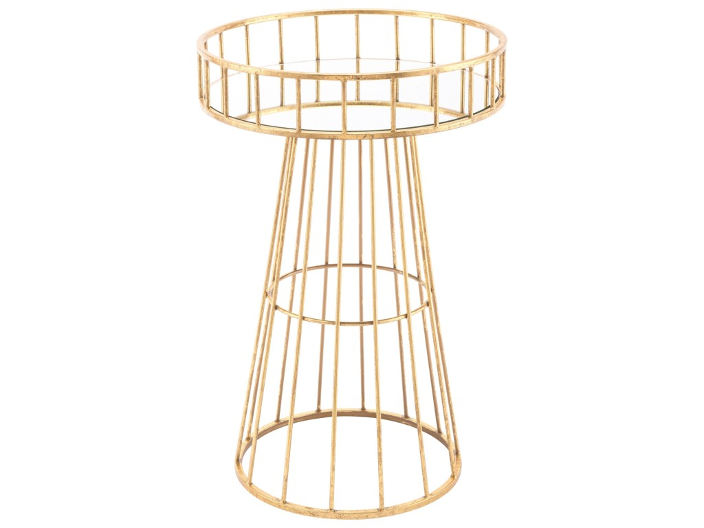 zuo accent tables metal round table small royal furniture end products color tablesmetal night stands calgary garden and chairs strip between carpet wood foot console lucite