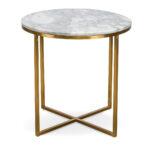 zuo modern end table the super free target black side round glass bedside sevenstonesinc lorenz marble wood decorator small square pedestal ideas interior secrets metal dining 150x150