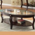 acme furniture riley transitional oval coffee table glass products color end tables rileyoval ceramic elephant large round side living spaces ethan allen couches stainless dog 150x150