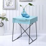acme gualacao end table light blue flatfair load into gallery viewer furniture row kids beds vintage modern tables lexington mahogany fire pit dining set tiered glass elephant leg 150x150