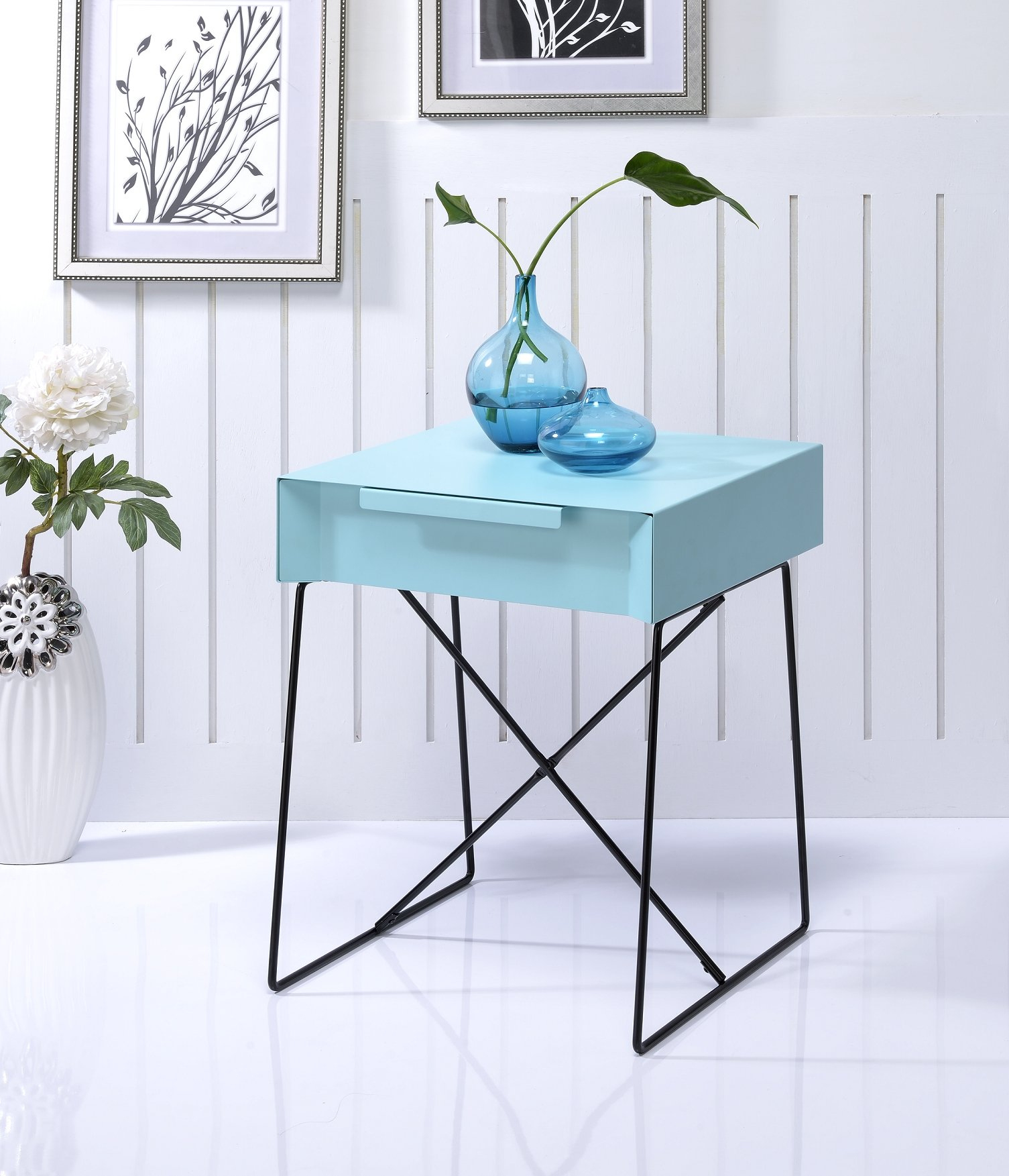 acme gualacao end table light blue flatfair load into gallery viewer furniture row kids beds vintage modern tables lexington mahogany fire pit dining set tiered glass elephant leg