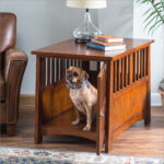 agreable galerie dog crate furniture styleestatemanagement beau boomer amp george everett mission pet end table kennel plans free round brown patio lamps for mirrored nightstands 150x150