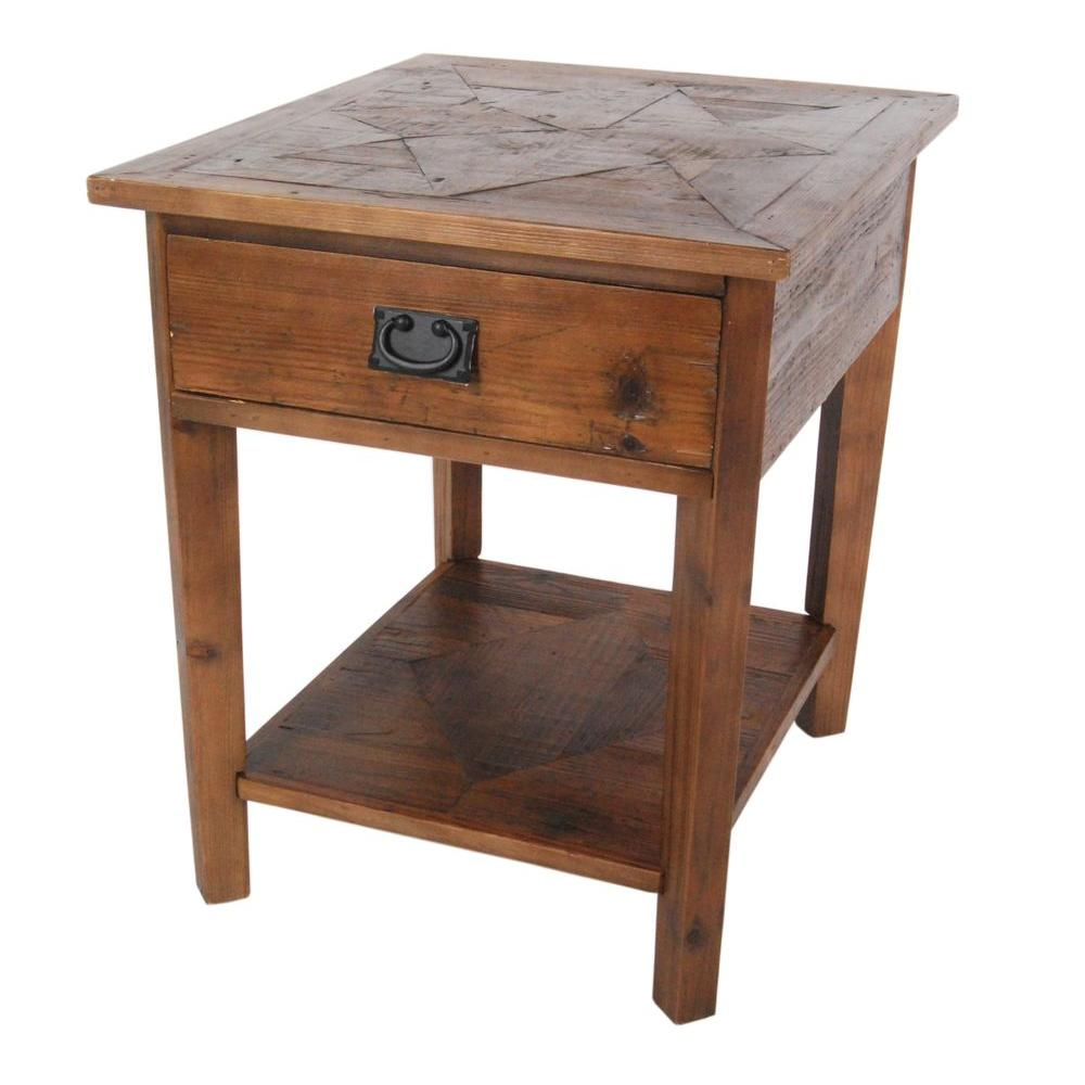 alaterre furniture revive natural oak storage end table tables the lay boy gallery pulaski dining room chairs big lots bag laura ashley sitting ideas best coffee for reclining