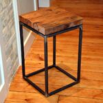 american country small end table twi iron industrial side glass and gold nest tables red nesting black lamp kmart promo code free shipping ethan allen hutch value how big are 150x150