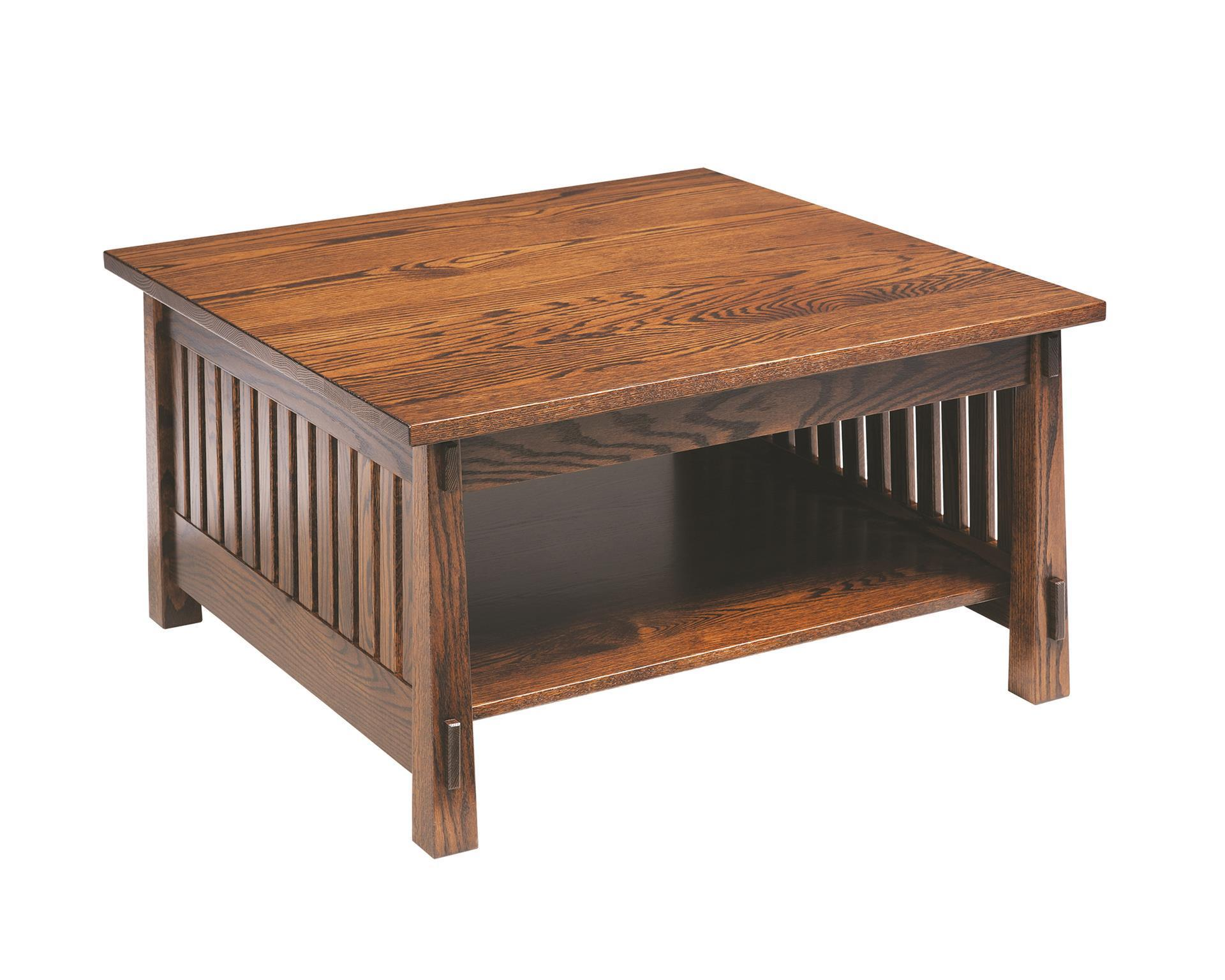 amish countryside mission square coffee table pid tables and end black glass cocktail equipment rental outdoor patio tops brown side with storage vinyl wedge placemats for round