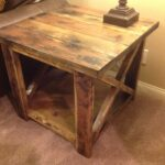 ana white rustic end table diy projects tables nightstand blue base lamps country style coffee cottage traceys bedroom furniture knoxville glass with pillars tall hall gray and 150x150