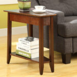 andover mills randel wedge end table reviews espresso finish dog kennels that look like tables dark coffee decorating over couch ashley south shore dining set italian marble 150x150