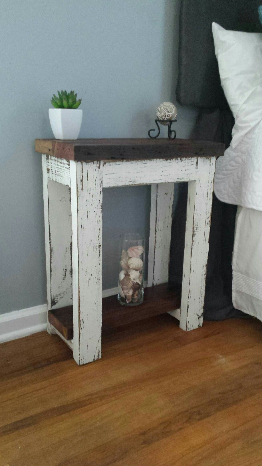 aqua nightstand rustic barnwood table apothecary cream bedroom end tables selling distressed furniture large side lamps italian target parsons coffee green outdoor wood chest