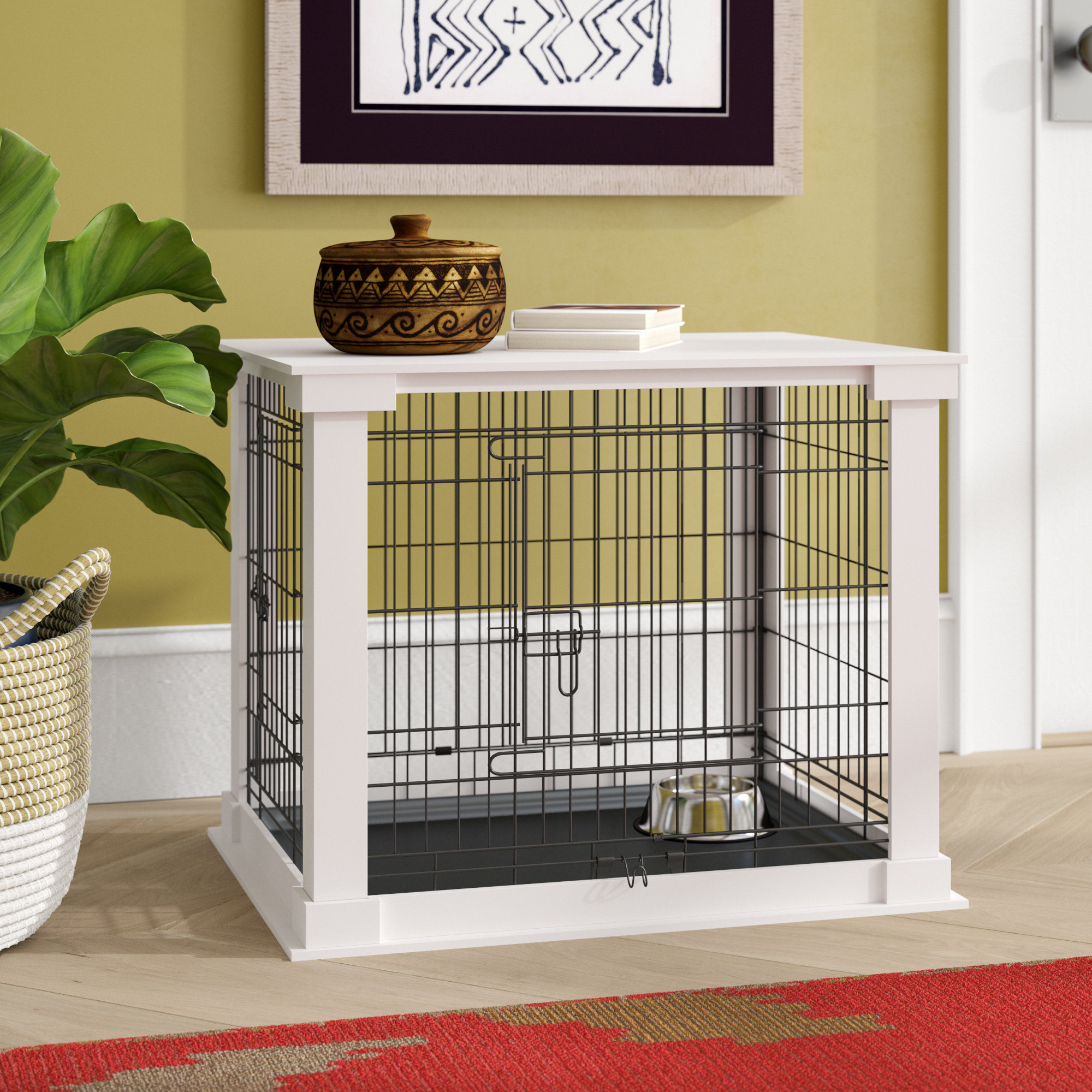 archie oscar aries pet crate end table reviews rattan wood steel coffee floral lamp pulaski thomasville bridges bedroom furniture next leather sofas powell loft with desk nesting