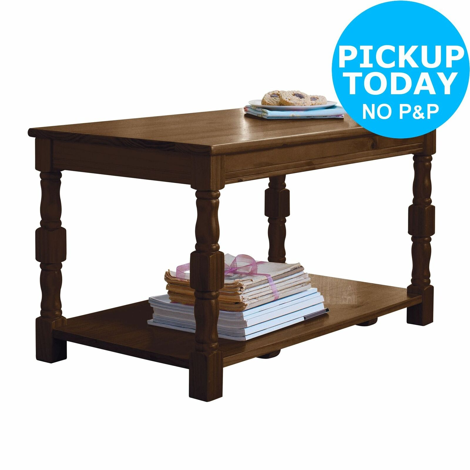 argos devon solid pine coffee table walnut effect for end norton secured powered verisign tray fire pit with chairs west elm parsons buffet narrow cherry wooden dog crate