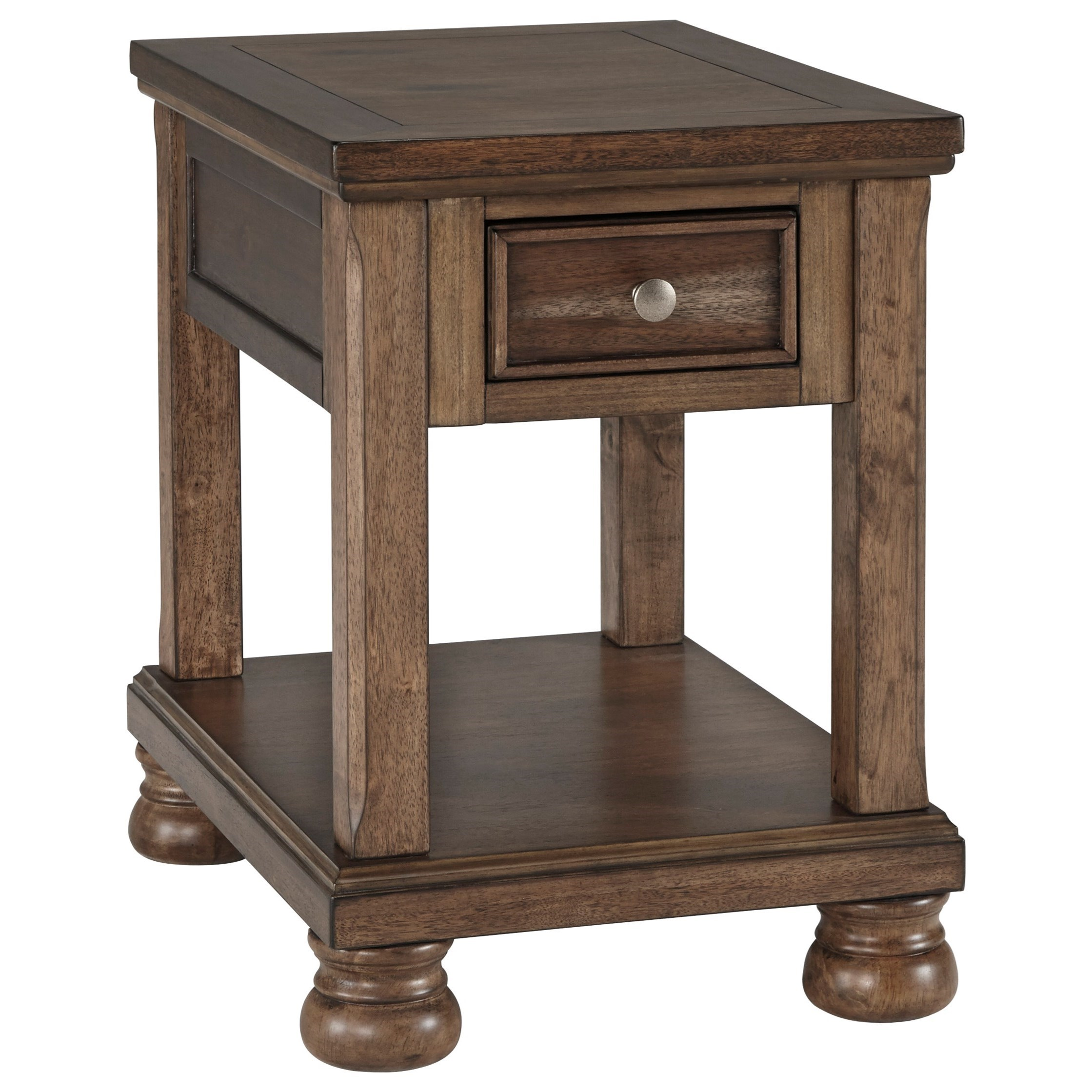 ashley end tables laura signature design flynnter transitional tamonie square table custom made glass dining ethan allen court dresser nursery side espresso outdoor furniture home