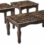 ashley furniture signature design north shore end table occasional set tables and coffee piece rectangular dark brown with dancing dolphin plant care futura leather accessory 150x150